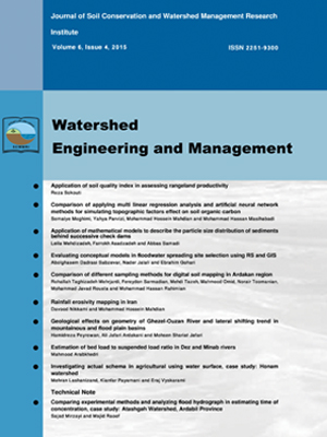 Watershed Engineering and Management